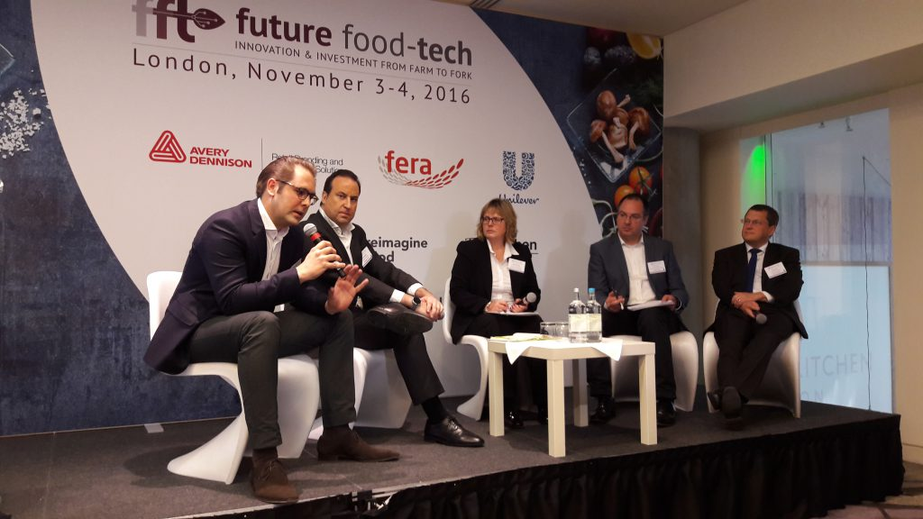 Future Food-Tech London 2016