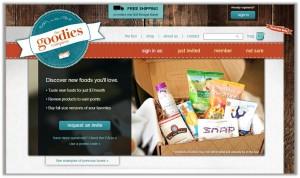 Goodies- Das E-Food Test Abo von Walmart