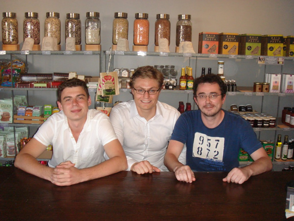 Cookstream team photo